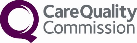 Care Quality Comissions logo